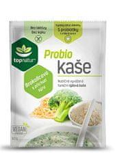 Topnatur Probio kaša brokolicová s príchuťou syra 25 x 60 g