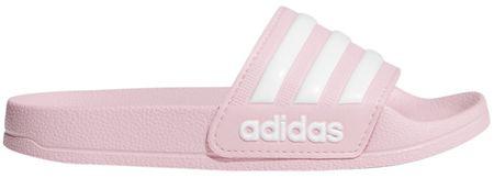 Adidas klapki Adilette Shower K/Trupnk/Ftwwht/Trupnk 35