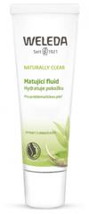 Weleda Naturally Clear zmatňujúci fluid na problematickú pleť