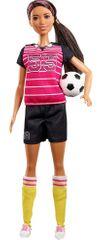 Mattel Barbie karrierista baba 60. évforduló focista