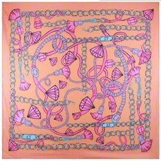Alber Zoran dámský růžový šátek Diamond