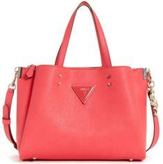 Guess růžová kabelka HWVG66 40060