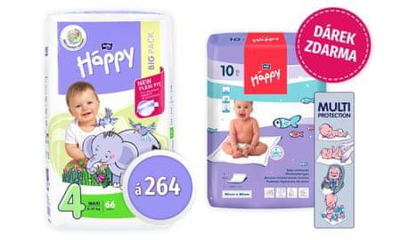 Bella Happy Maxi Big Pack - 264 db