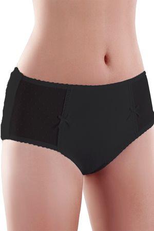 MoDo Női alsónemű 155 black, fekete, XL