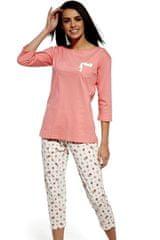 Cornette Dámské pyžamo 602/132 Betty