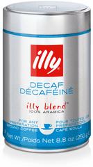 illy mljevena kava, bez kofeina,250