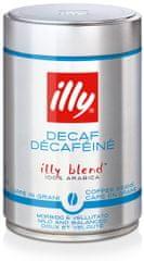 illy brezkofeinska kava v zrnu, 250 g