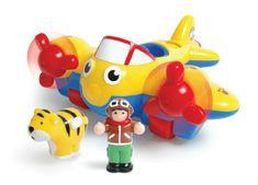 Wow Letadlo Johny