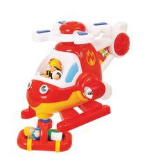 Wow Rory hasičská helikoptéra