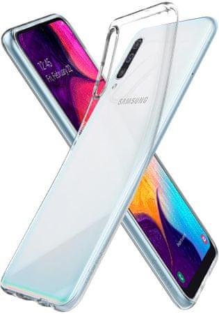 Spigen Obudowa ochronna Liquid Crystal dla Samsung Galaxy A50, przezroczysta 611CS26200