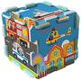 1 - Trefl puzzle piankowe - środki transportu