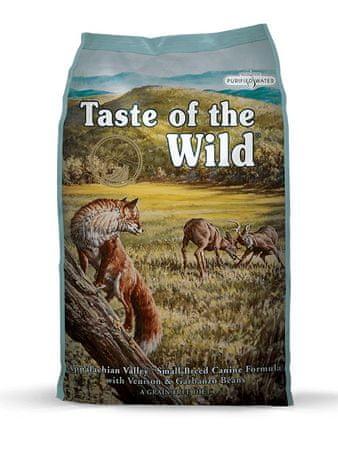 Taste of the Wild Appalachian Valley Kutyatáp, 2 kg