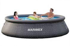 Marimex bazen Tampa Ratan, 366 x 91 cm, bez filtera