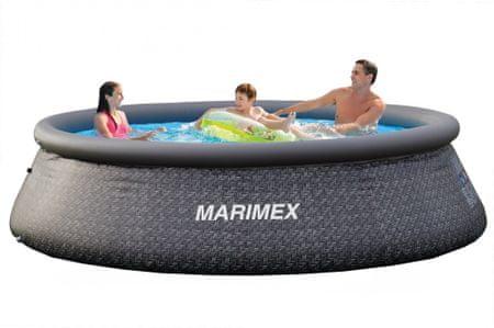 Marimex Tampa 3,66 x 0,91 m bez filtrácie RATAN - 10340218