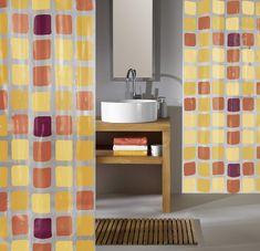 Kleine Wolke Zuhanyzó függöny PEVA SONNY 180 x 200 cm napos