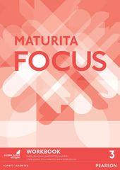 Brayshaw Daniel: Maturita Focus Czech 3 Workbook