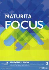 Kay Sue: Maturita Focus Czech 2 Students´ Book
