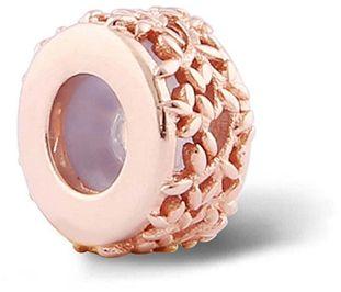 Infinity Love Zavorna srebrna kroglica HS-1307-ROSE srebro 925/1000