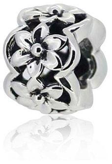 Infinity Love Srebrni delilnik z rožami HS-1116-D srebro 925/1000