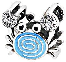 Infinity Love Ezüst gyöngy rák HE-801-D ezüst 925/1000