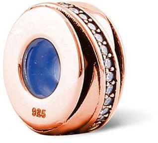 Infinity Love Zacisk hamulca srebrnego HSZ-1172- ROSE srebro 925/1000