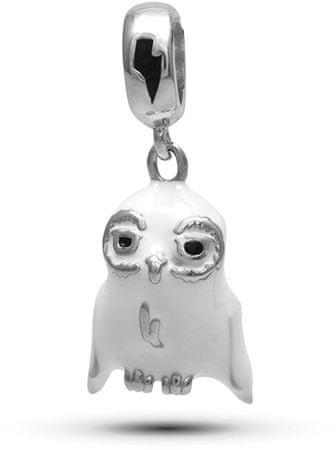 Infinity Love Ezüst medál Owl HSD-1631-S ezüst 925/1000