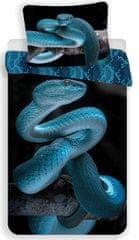 Jerry Fabrics Ágyneműhuzat Kígyó