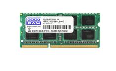 GoodRam RAM za prijenosno računalo, SODIMM, DDR3, 4GB, 1600MHZ (500108)