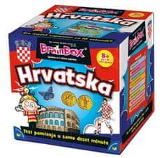 BRAINBOX društvena igra Hrvatska (HR 98505)