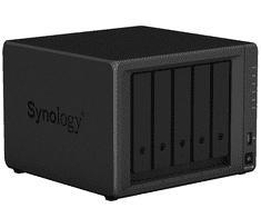 Synology NAS strežnik DS1019, 8 GB, za pet diskov (138746)