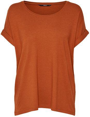 ONLY Damska koszulka Moster S / S O-Neck Top Noos Jrs Picante (Wielkość L)
