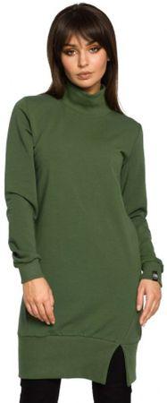 BeWear dámská tunika L zelená