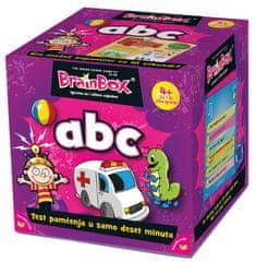 BRAINBOX društvena igra ABC (HR 98520)
