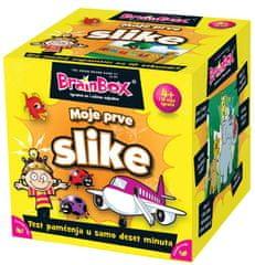 BRAINBOX društvena igra Moje prve slike (HR 98510)