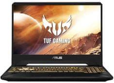 Asus prenosnik TUF Gaming Ryzen 7 3750H/16GB/SSD256GB+1TB/GTX1650/15,6FHD/FreeDOS (90NR02D2-M00770)