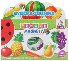 Lamps Penové magnety Ovocie a zelenina