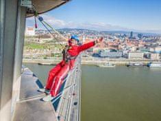 Adrop.sk Skywalk na veži UFO Bratislava