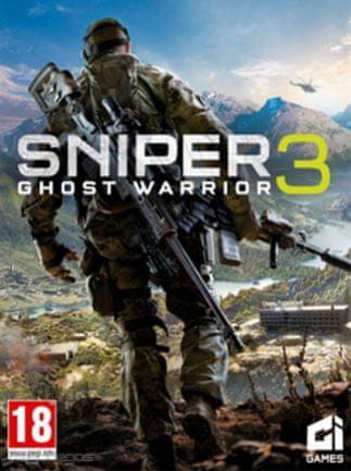 CI Games S.A. - Sniper Ghost Warrior 3 (PC)