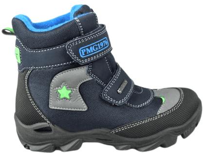 Primigi chlapecká kotníčková obuv 26 modrá