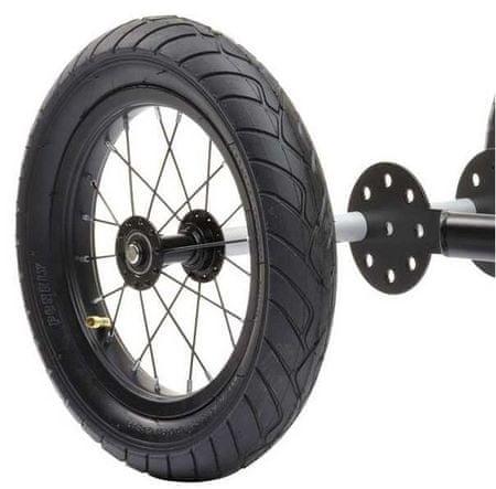 TryBike Trike Kit kerekek fekete