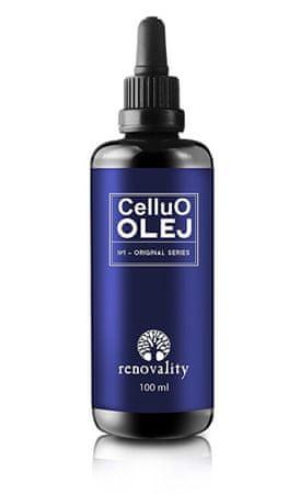Renovality CelluO olej s pipetkou Renovality 100ml