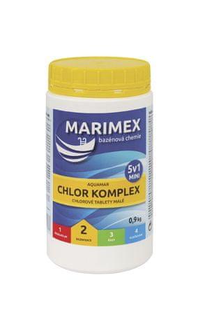 Marimex Chlor Komplex Mini 5v1 0,9 kg