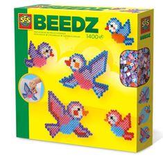 SES set perli - ptice, 1400 komada