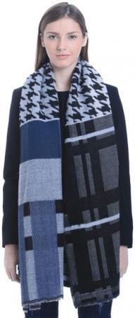 Alber Zoran dámská tmavě modrá šála