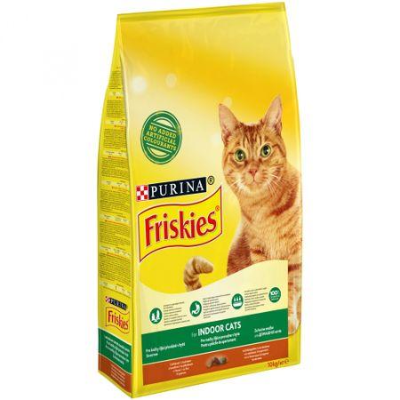 Friskies Cat Indoor 10kg