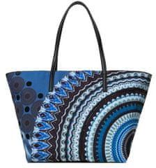 Desigual modrá kabelka Bols Blue Friend Sicilia