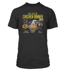 J!NX PubG Cuisine Premium moška majica