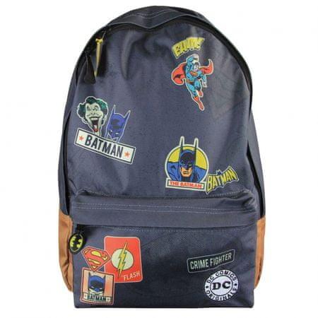 paladone DC Comics Backpack Heroes & Villains nahrbtnik