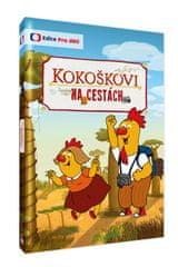 Kokoškovi na cestách - DVD