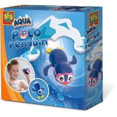 SES plivajući pingvin